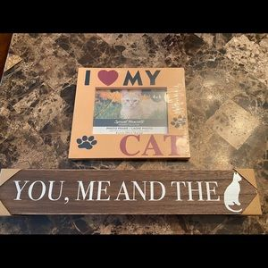 NEW SUPER CUTE SET FOR ANY CAT LOVER